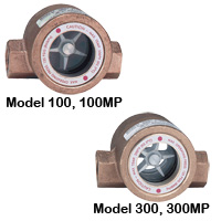 Series SFI-100 & SFI-300 | MIDWEST Sight Flow Indicator are