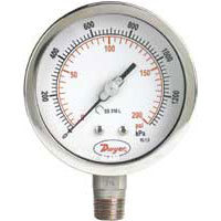 Series SGI Stainless Steel Safety Gage