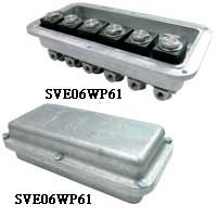 Series SVE Solenoid Valve Enclosures