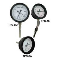Series TPG Pressure & Temperature Gage