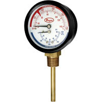 Series TRI Tridicator Gage