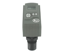 Series ULB Ultrasonic Level Transmitter for Solids