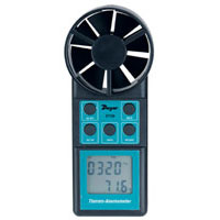 Model VT120 Integral Vane Thermo-Anemometer