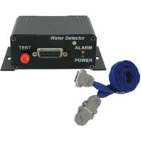 Series WD Water Detector and Sensor Tape