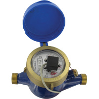 Series WMT Multi-Jet Water Meter/Pulsed Output