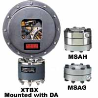 Series MSAG/MSAH/XTBX Diaphragm Seal