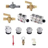 Valves-Connectors