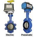 Series ABFV Automated Butterfly Valve