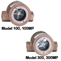Series SFI-100 & SFI-300 MIDWEST Sight Flow Indicator
