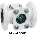 Series SFI-300F MIDWEST Sight Flow Indicator