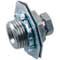 Mounting gland with 1/2