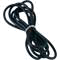 Rubber latex tubing has less tendency to kink in storage and occupies less space, thus is best for portable work. 3/16