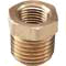 Brass adapter, 1/8