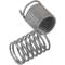 Thermometer and terminal tube holder, stainless steel wire.