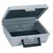 Plastic carrying case (7-9/16