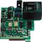 RS-485 serial communications option card.