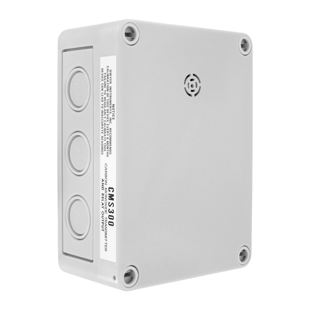 Model CMS300 Carbon Monoxide Transmitter and Switch