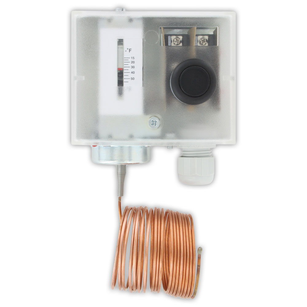 Series DFS2 Low Limit Freeze Protection Switch