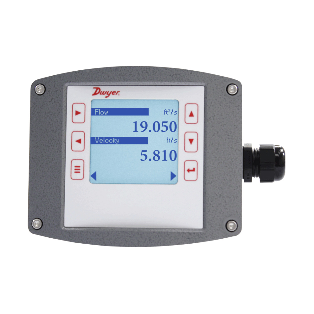 Series IEF Insertion Electromagnetic Flow Transmitter