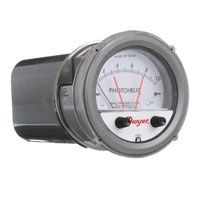 Photohelic® Pressure Switch/Gage, Series A3000