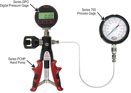 Field Calibrate and Certify Pressure Gages | Dwyer Instruments
