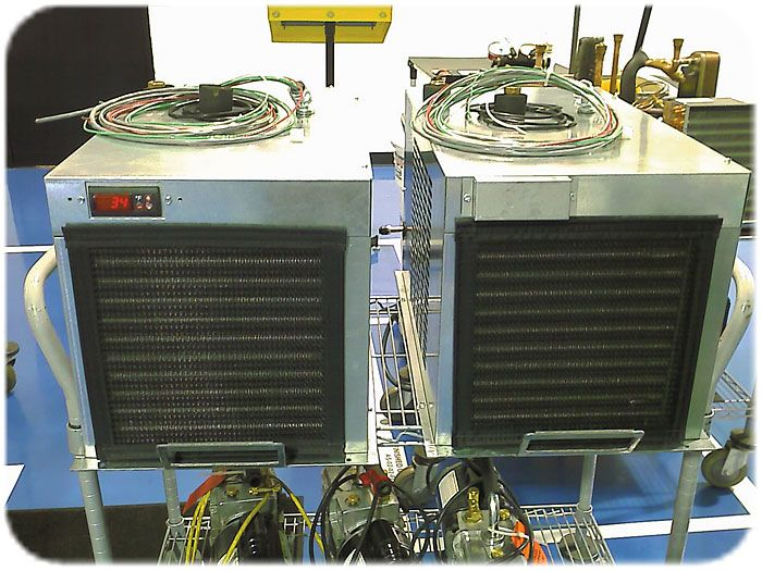 Proving Flow Through Chillers | Industry Articles | Dwyer ... on