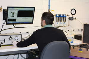 Dwyer Instruments Calibration Services